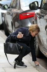 GERI HALLIWELL Out and About in London 01/09/2019