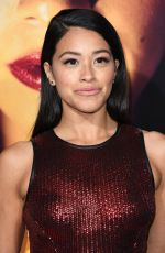 GINA RODRIGUEZ at Miss Bala Premiere in Los Angeles 01/30/2019