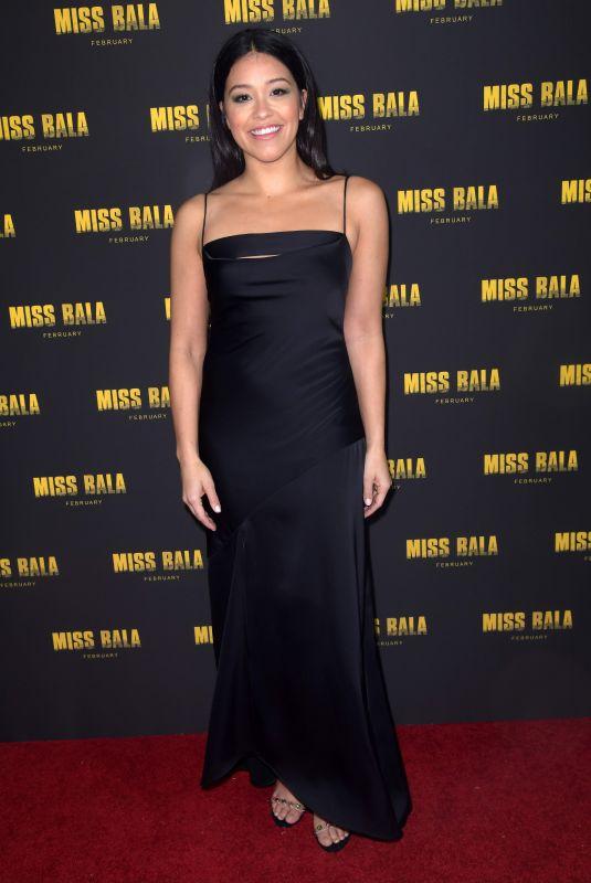 GINA RODRIGUEZ at Miss Bala Screening in Miami 01/08/2019