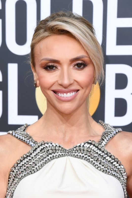 GIULIANA RANCIC at 2019 Golden Globe Awards in Beverly Hills 01/06/2019