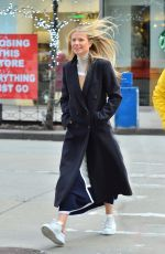 GWYNETH PALTROW Out and About in New York 01/09/2019