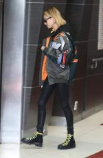 HAILEY BIEBER Out and About in Hollywood 01/08/2019
