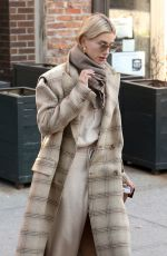 HAILEY BIEBER Out and About in New York 01/30/2019