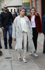 HAILEY BIEBER Out and About in Studio City 01/13/2019