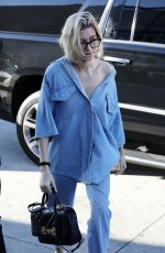 HAILEY BIEBER Out and About in West Hollywood 01/09/2019
