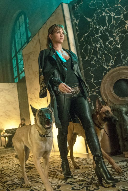 HALLE BERRY - John Wick: Chapter 3 - Parabellum Stills and Trailers