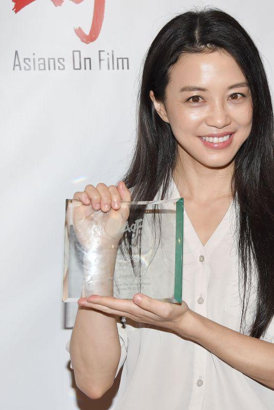 HANA WU Asians On Film Festival 2019 Closing Night in Los Angeles 01/20/2019