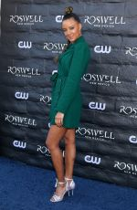 HEATHER HEMMENS at Roswell, New Mexico Experience in West Hollywood 01/10/2019