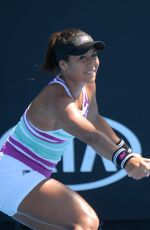 HEATHER WATSON at 2019 Australian Open at Melbourne Park 01/14/2019