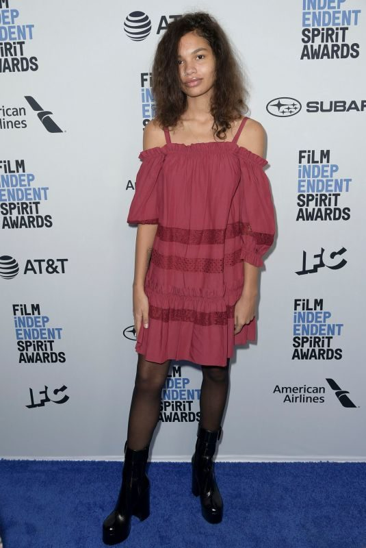 HELENA HOWARD at Film Independent Spirit Awards Nominee Brunch in Los Angeles 01/05/2019