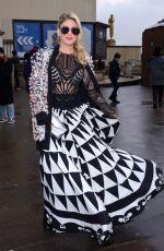 HOFIT GOLAN at Elie Saab Haute Couture Spring Summer Show in Paris 01/23/2019