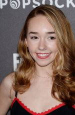 HOLLY TAYLOR at Entertainment Weekly Pre-sag Party in Los Angeles 01/26/2019