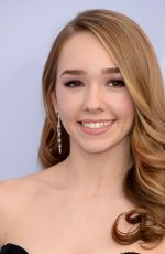 HOLLY TAYLOR at Screen Actors Guild Awards 2019 in Los Angeles 01/27/2019