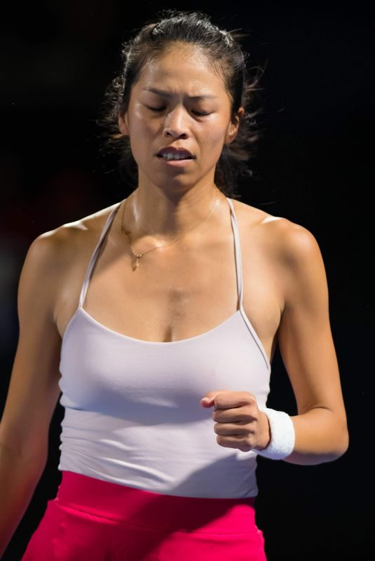 HSIEH SU-WEI at 2019 Sydney International Tennis Press Conference 01/10/2019