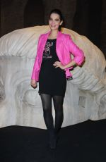 ILARIA SPADA at Moschino Fashion Show in Rome 01/08/2019