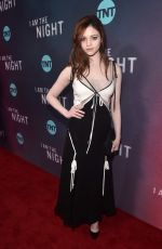 INDIA EISLEY at I Am the Night Premiere in Los Angeles 01/24/2019