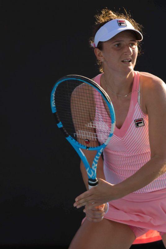IRENA-CAMELIA BEGU at 2019 Australian Open at Melbourne Park 01/14/2019