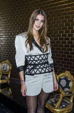 IRIS MITTENAERE at Jean-paul Gaultier Fashion Show in Paris 01/23/2019