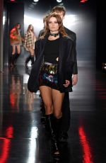 ISABELI FONTANA at Versace Runway Show at Milan Fashion Week 01/12/2019