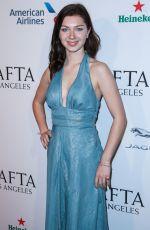 ISABELLA BLAKE-THOMAS at Bafta Tea Party in Los Angeles 01/05/2019