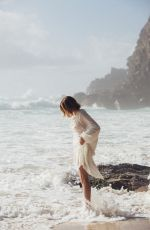ISABELLE CORNISH for Summer in Byron Bay, December 2018