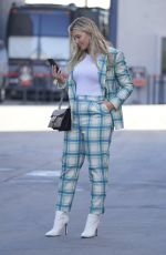 ISKRA LAWRENCE Out and About in Los Angeles 01/04/2019