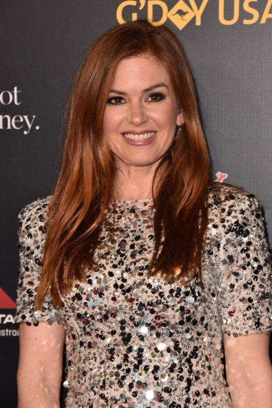 ISLA FISHER at G