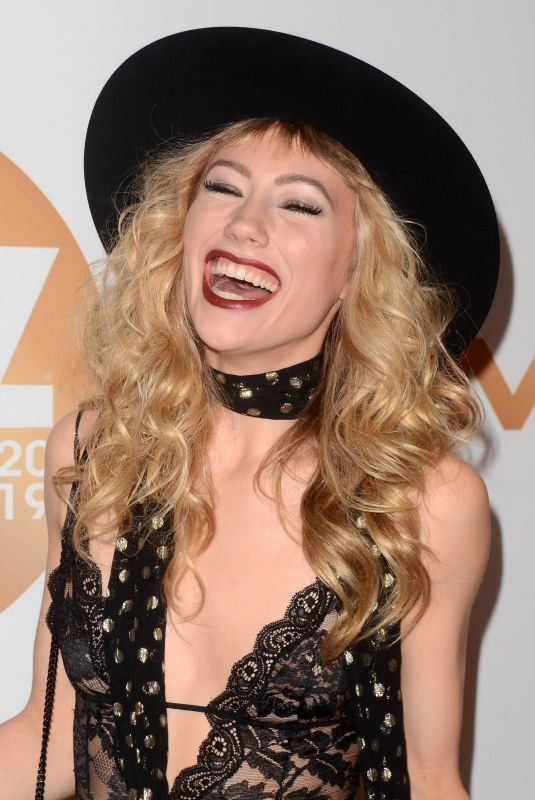 IVY WOLFE at 2019 Xbiz Awards in Los Angeles 01/17/2019