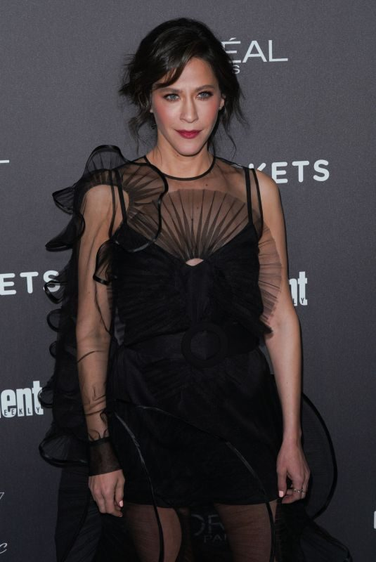 JACKIE TOHN at Entertainment Weekly Pre-sag Party in Los Angeles 01/26/2019