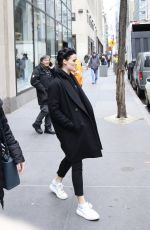JAIMIE ALEXANDER Arrives at Today Show in New York 01/29/2019
