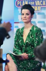 JAIMIE ALEXANDER at Today Show in New York 01/29/2019