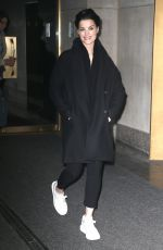 JAIMIE ALEXANDER Night Out in New York 01/29/2019