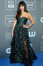 JAMEELA JAMIL at 2019 Citics' Choice Awards in Santa Monica 01/13/2019