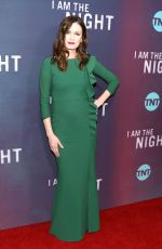 JAMIE ANNE ALLMAN I Am the Night Premiere in Hollywood 01/24/2019