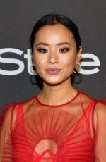 JAMIE CHUNG at Instyle and Warner Bros Golden Globe Awards Afterparty in Beverly Hills 01/06/2019