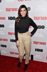 JAMIE-LYNN SIGLER at The Sopranos 20th Anniversary Panel in New York 01/09/2019