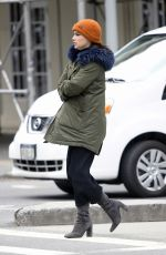 JANET MONTGOMERY Shopping at CVS Pharmacy in New York 01/10/2019