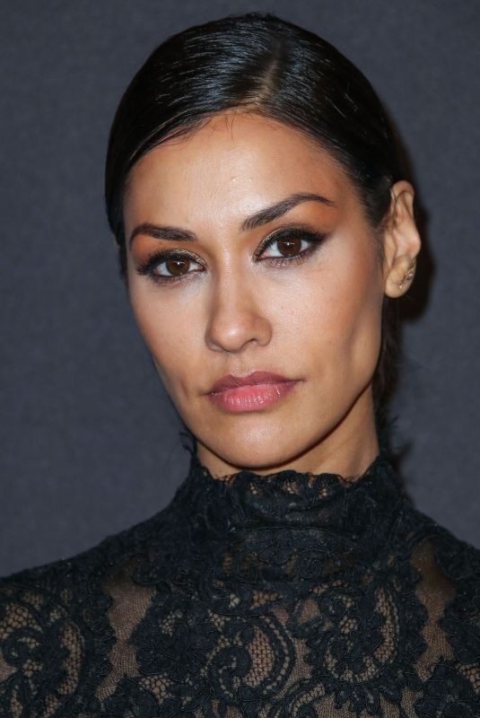 JANINA GAVANKAR at Instyle and Warner Bros Golden Globe Awards Afterparty in Beverly Hills 01/06/2019