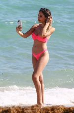 JASMINE TOSH in Bikini Beach in Mmiami 01/07/2019