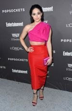 JEANINE MASON at Entertainment Weekly Pre-sag Party in Los Angeles 01/26/2019