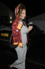 JEMMA LUCY Night Out in Manchester 01/18/2019
