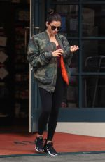 JENNA DEWAN Leaves a Pharmacy in Beverly Hills 01/07/2019