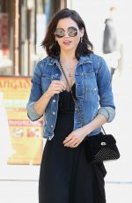 JENNA DEWAN Out for Lunch at Joan