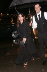 JENNA LOUISE COLEMAN at Christian Dior Designer of Dreams Preview in London 01/30/2019