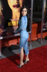 JENNA ORTEGA at Miss Bala Premiere in Los Angeles 01/30/2019