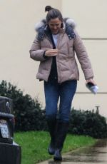 JENNIFER GARNER Out and About in Los Angeles 01/14/2019