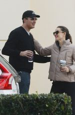 JENNIFER GARNER Out with a Friend in Los Angeles 01/08/2019