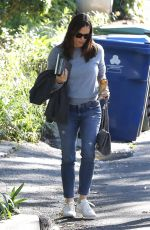 JENNIFER GARNER Out with a Friend in Los Angeles 01/21/2019