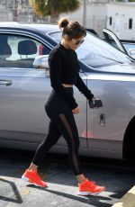 JENNIFER LOPEZ at a Gym in Miami 01/20/2019