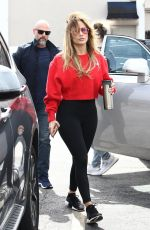 JENNIFER LOPEZ at a Gym in Miami 01/23/2019